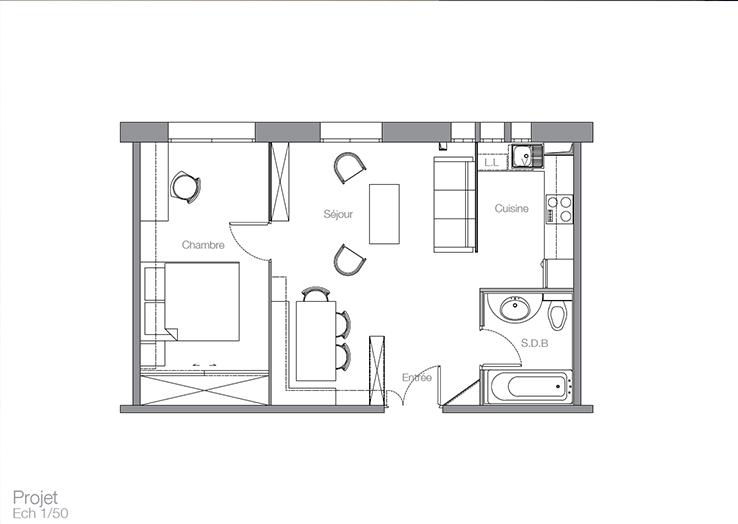 appartement-boulevard-raspail-plan-projet